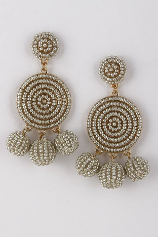 Tiffany earring