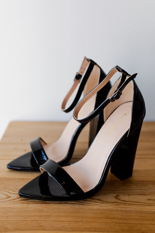 mode, high point heel