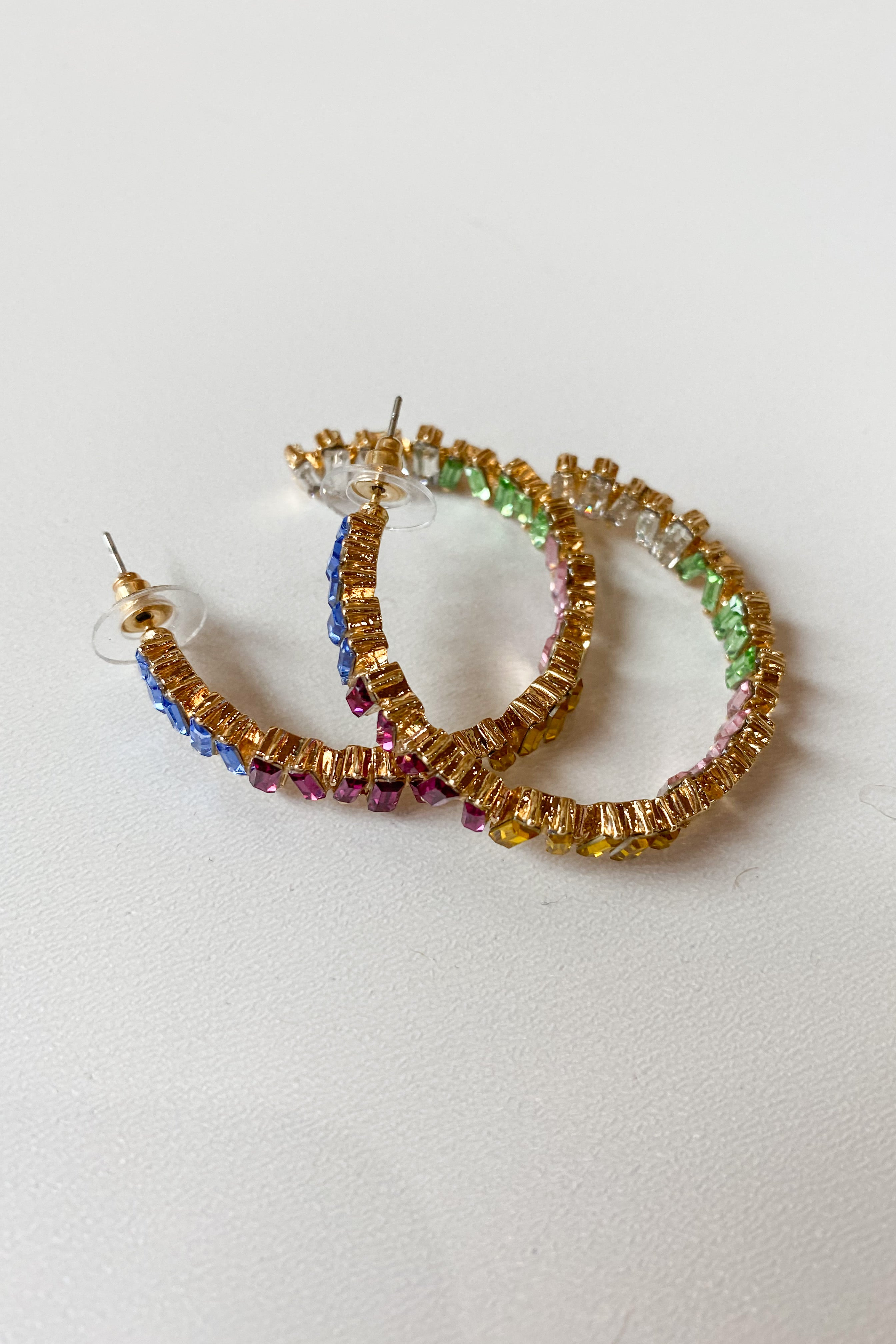 mode, colors gem hoop