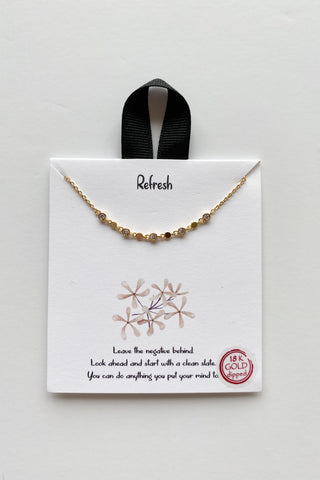 mode, refresh necklace