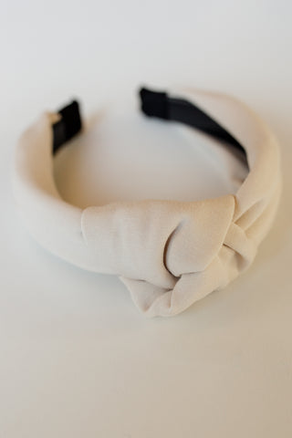 mode, knot top headband