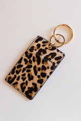mode, card holder key ring