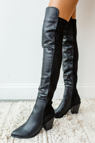 Lindsey studded boot