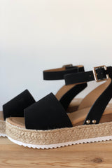 New beginnings platform wedge