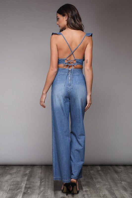 mode, full of life jumpsuit