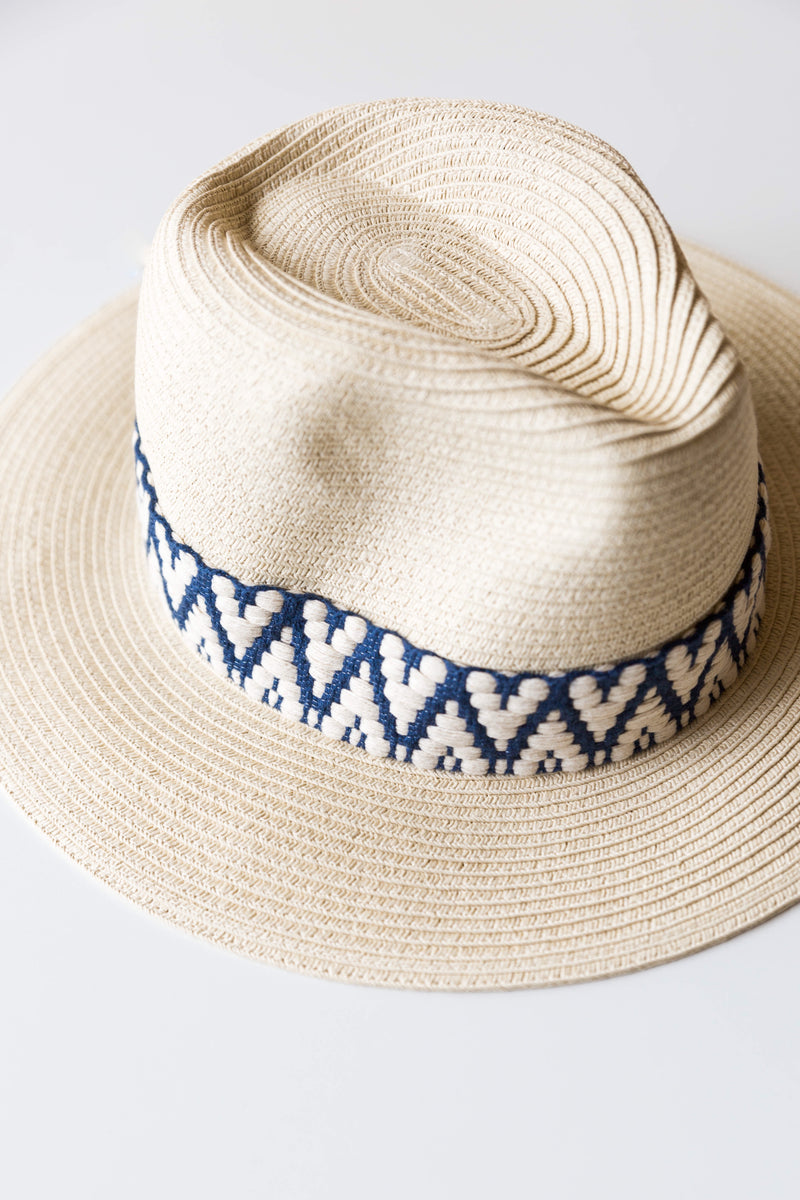 mode, tribe vibes straw hat