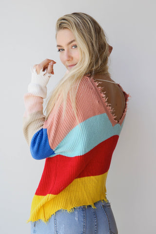 bright tomorrows sweater