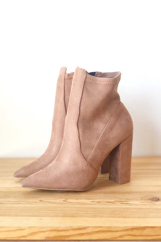 higher and higher heel