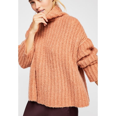 [shop name], fluffy fox sweater