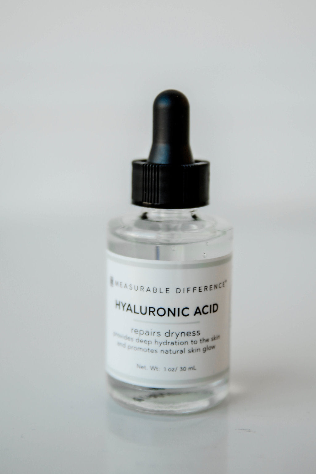 Measurable difference serum