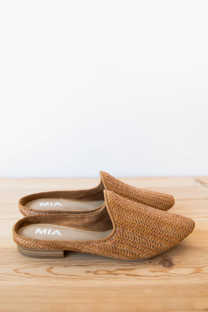 mode, easily woven mule
