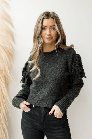rocha knit sweater