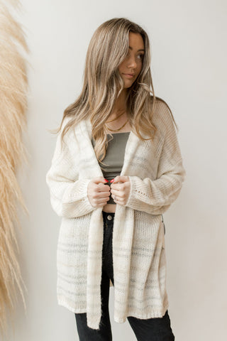 wind chaser knit sweater