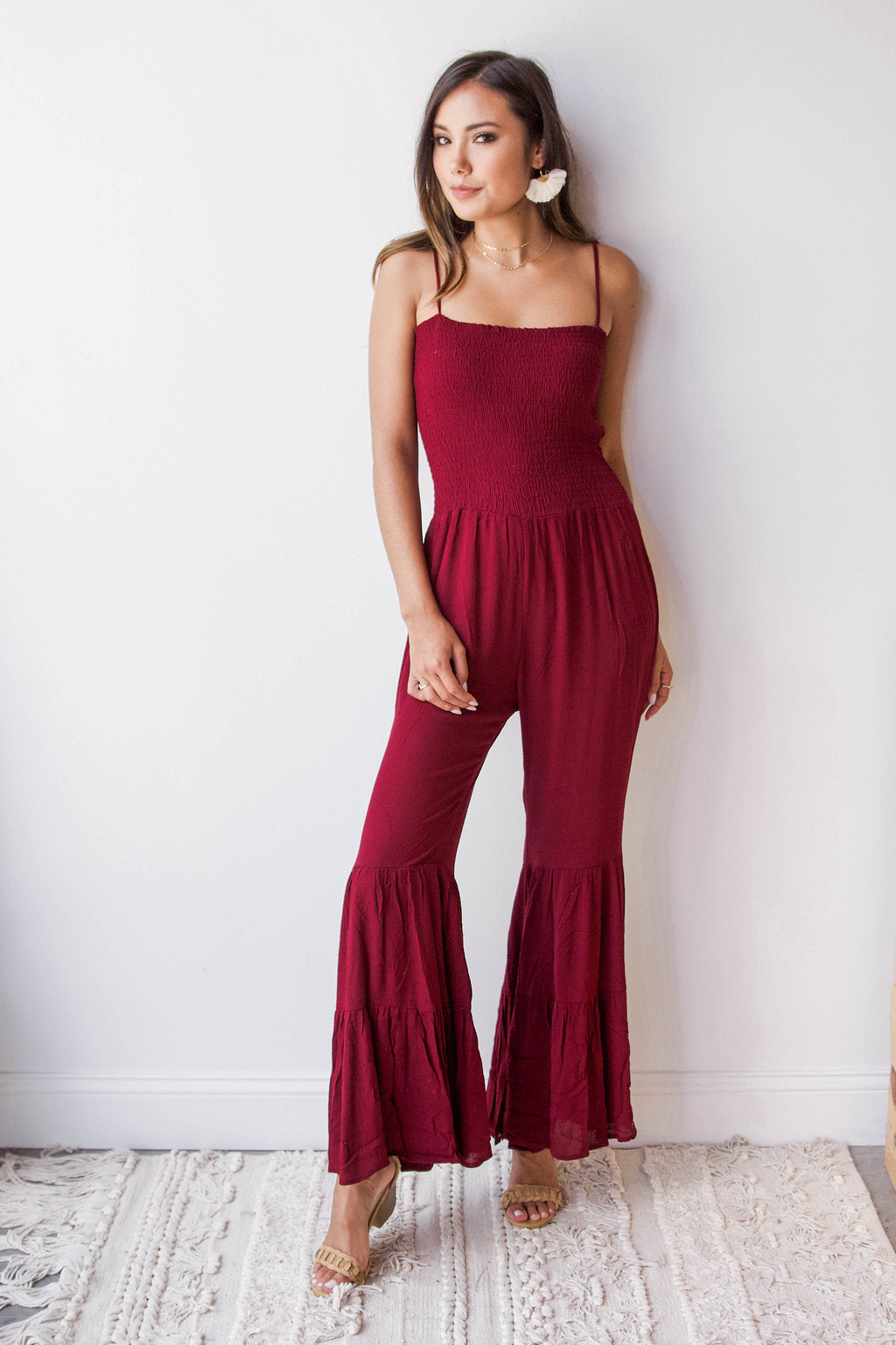 with the flow jumpsuit