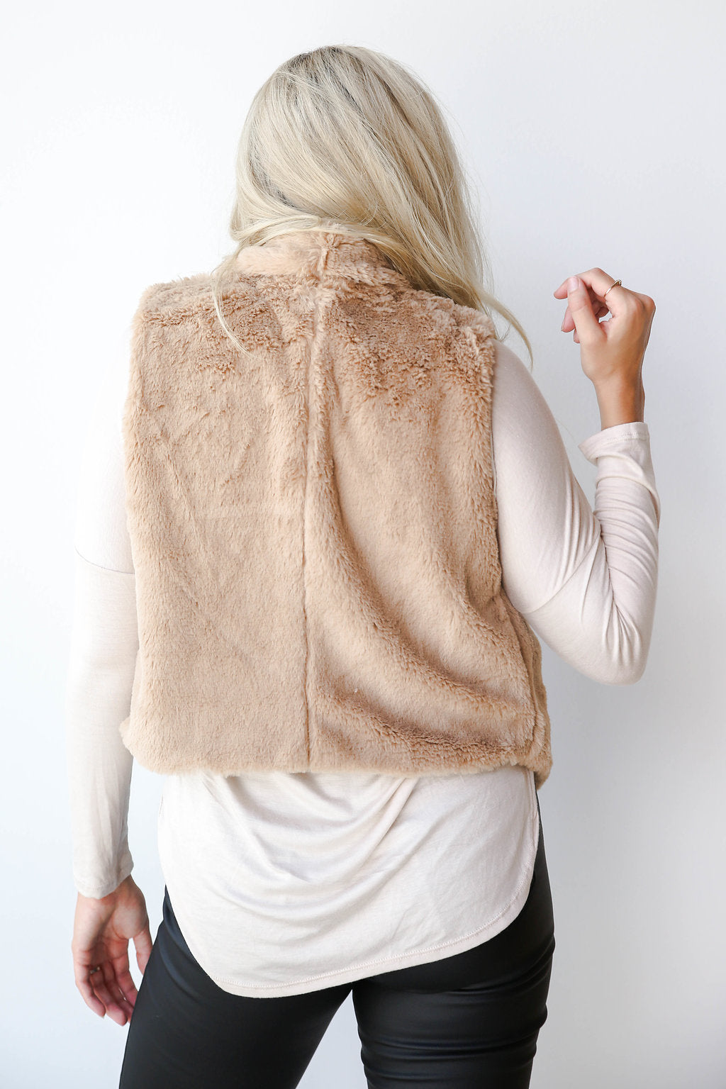 mode, Alpines fur vest
