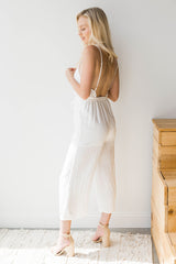mode, lillie open back jumpsuit
