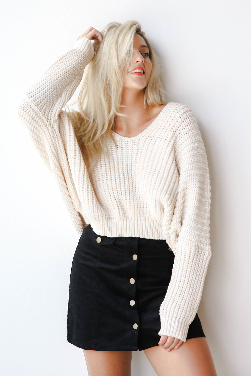 second wind sweater