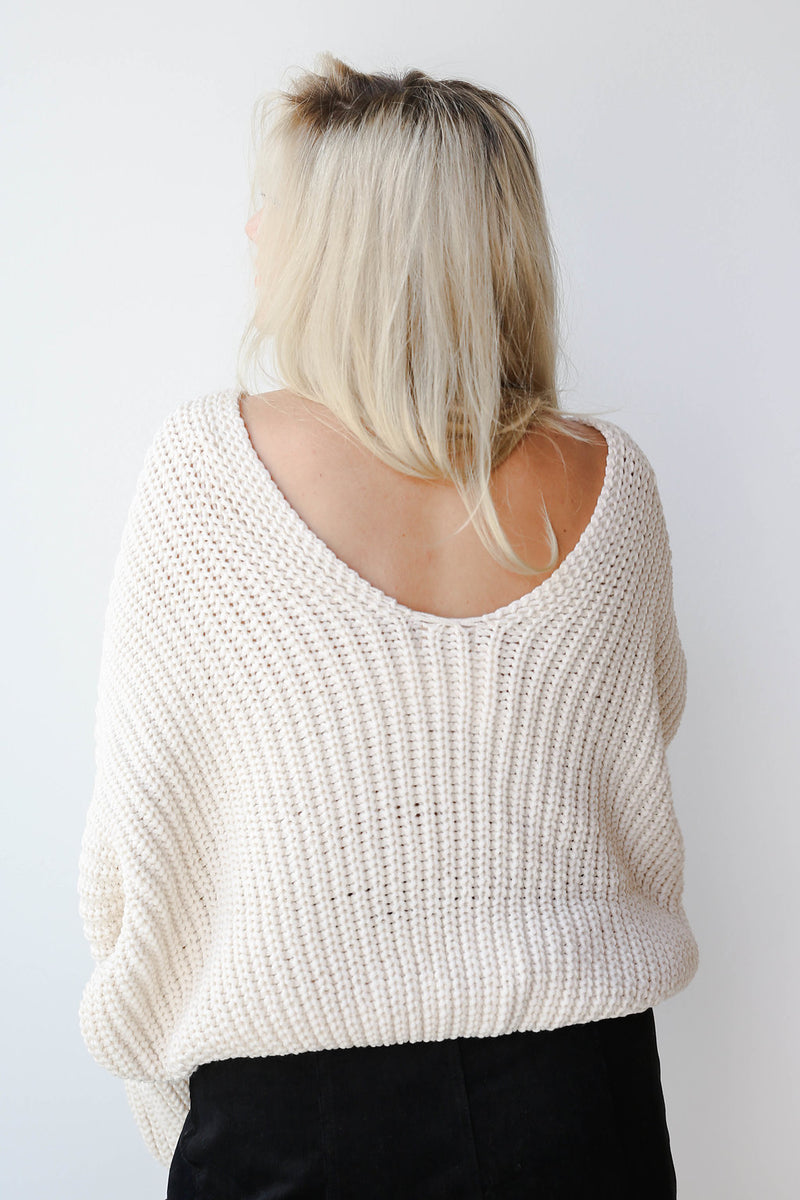 mode, second wind sweater
