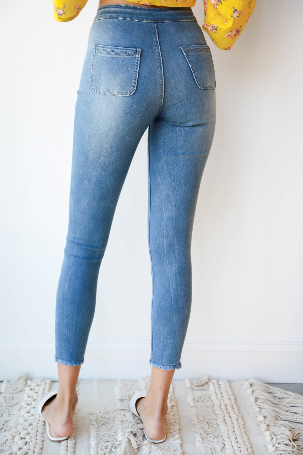 smooth skinny jeans