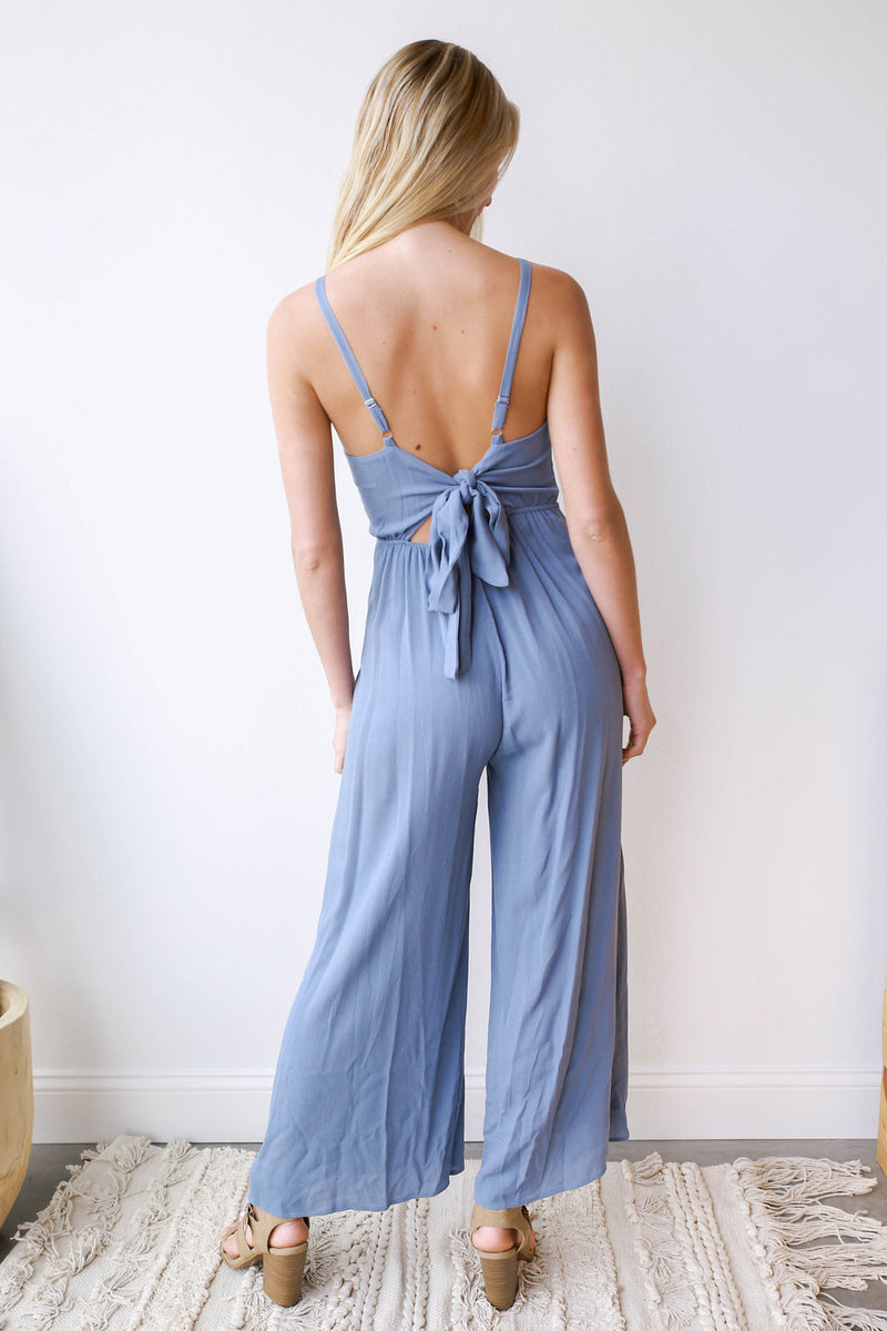 mode, vintage lines jumpsuit