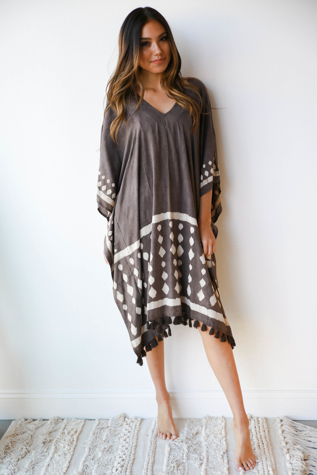 mode, on the border tunic