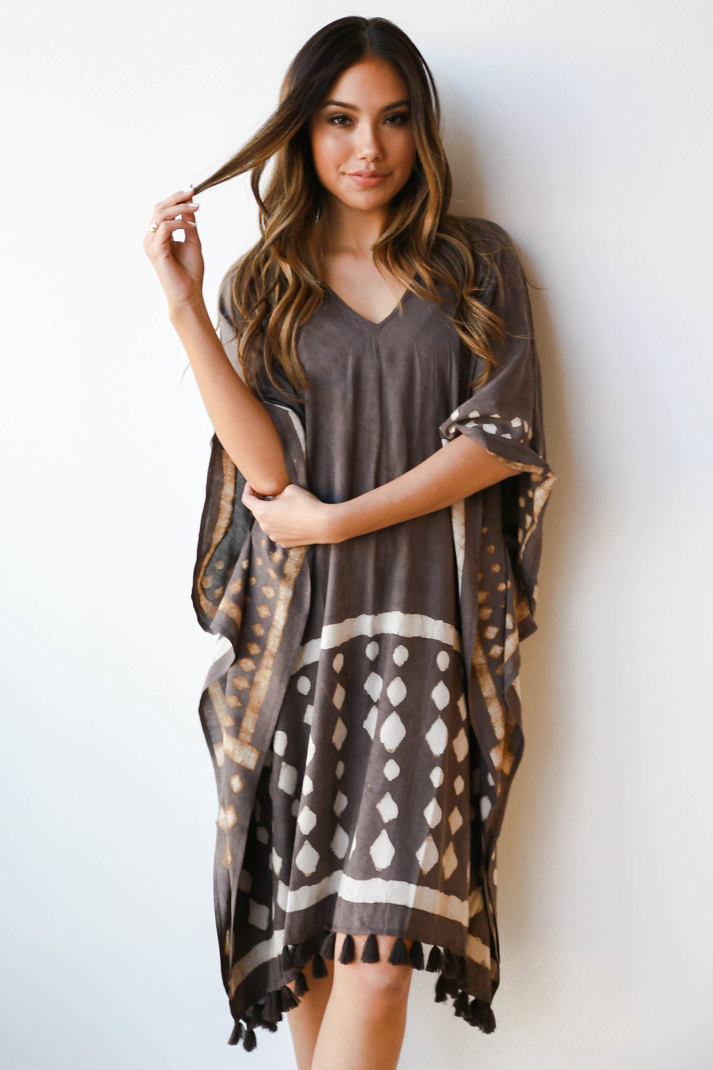 on the border tunic