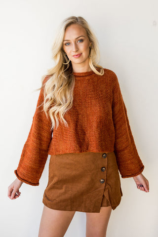 fresh start sweater dress