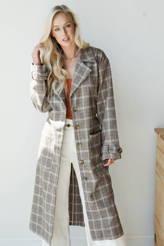 sweet thing long jacket