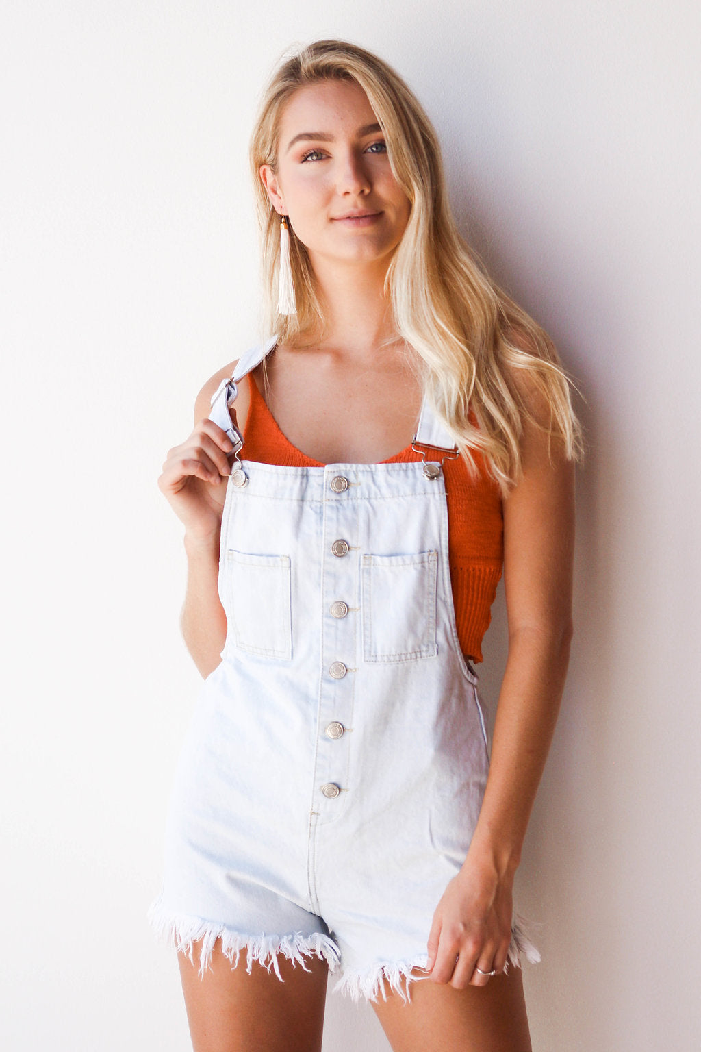 mode, Kylie high rise overalls