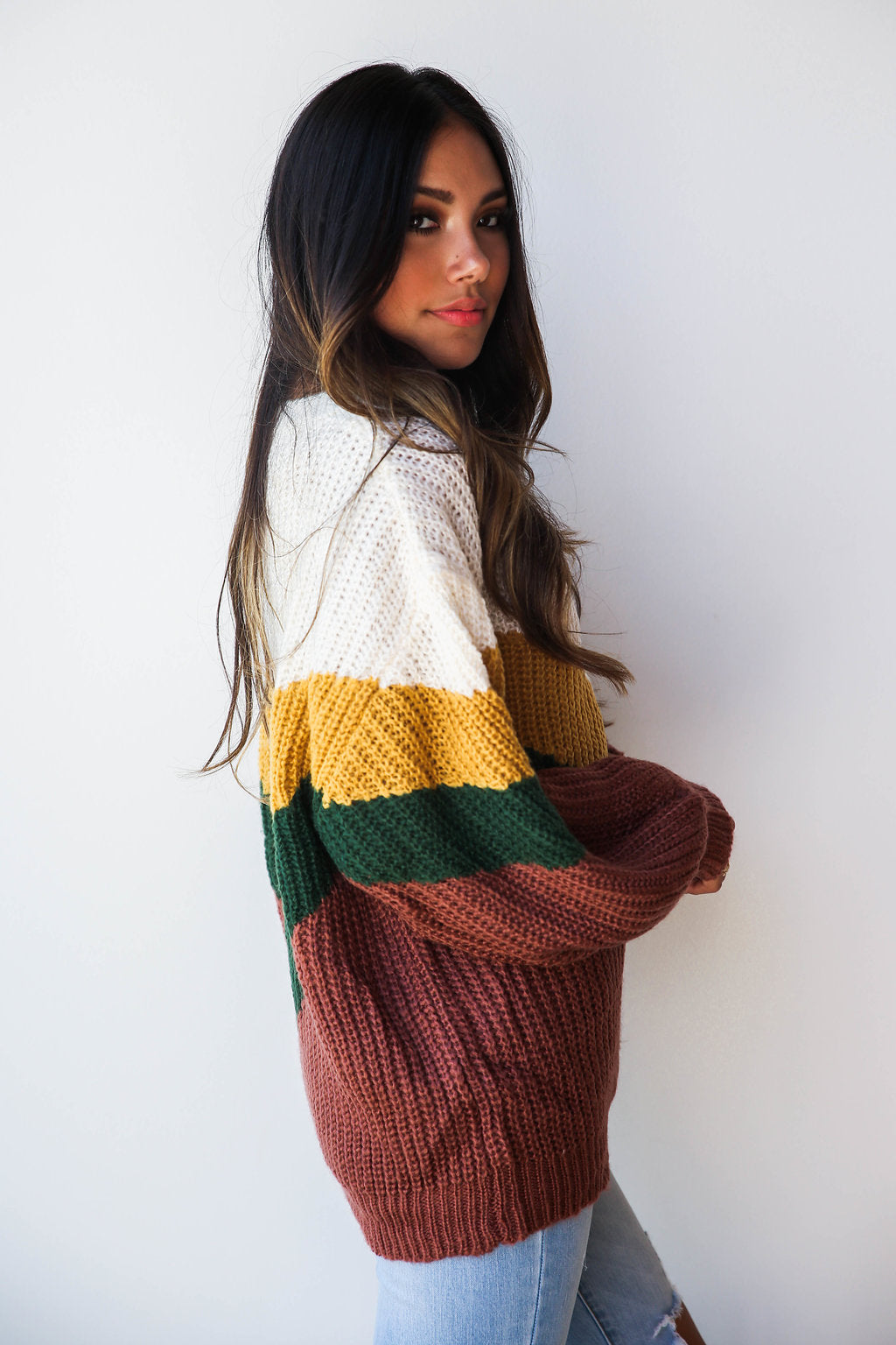home team color sweater