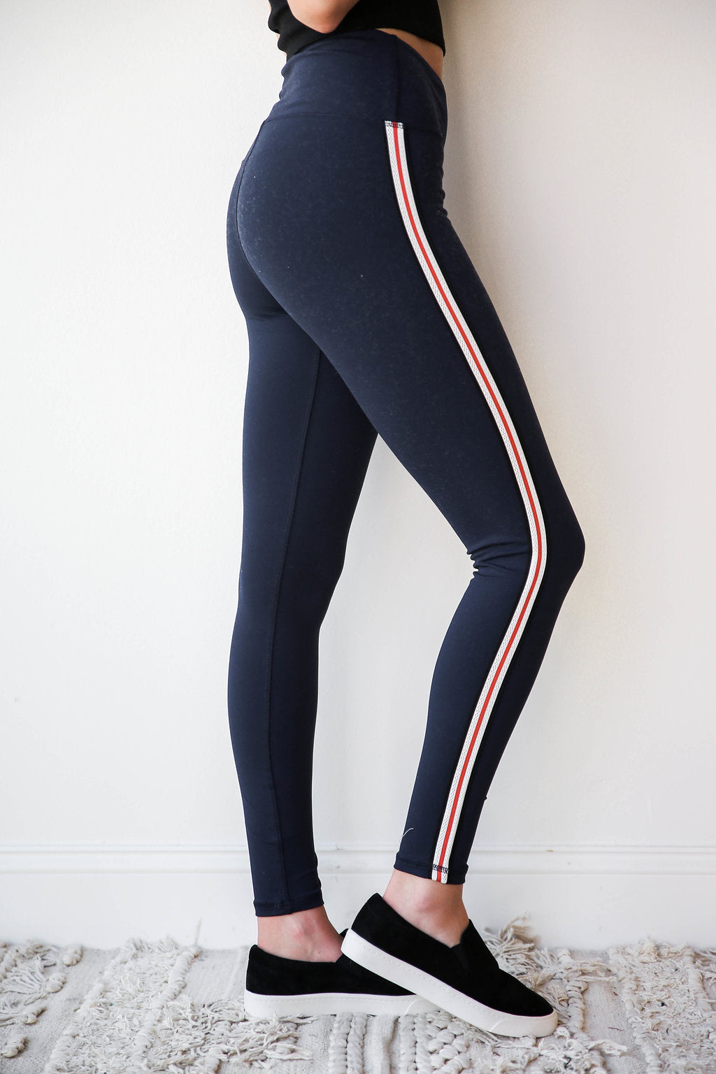 American stripe leggings