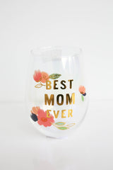 mode, 20 oz stemless wine glass