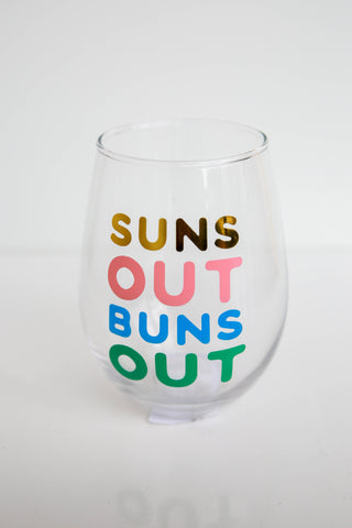 30 oz stemless wine glass