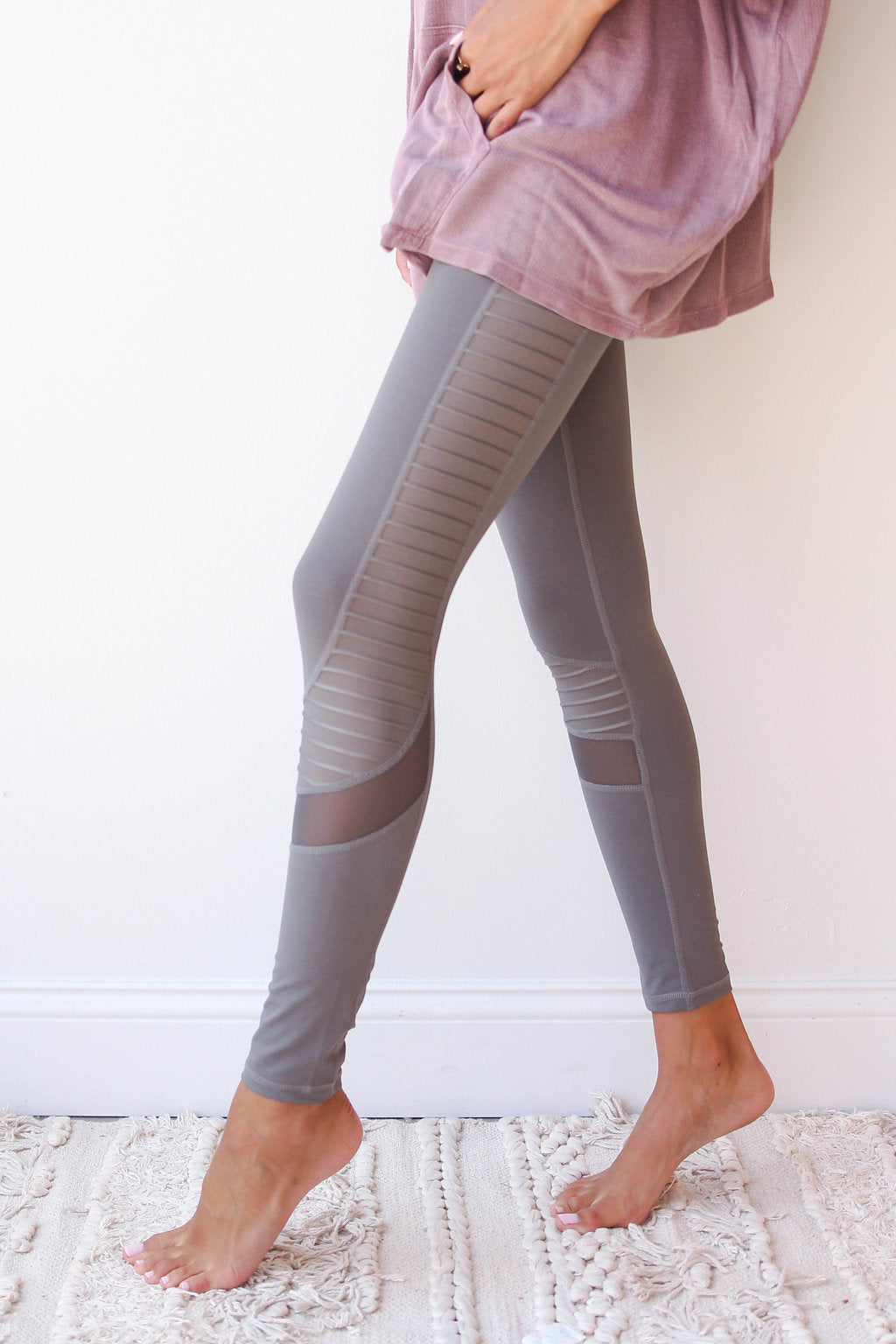 mode, moto glide leggings