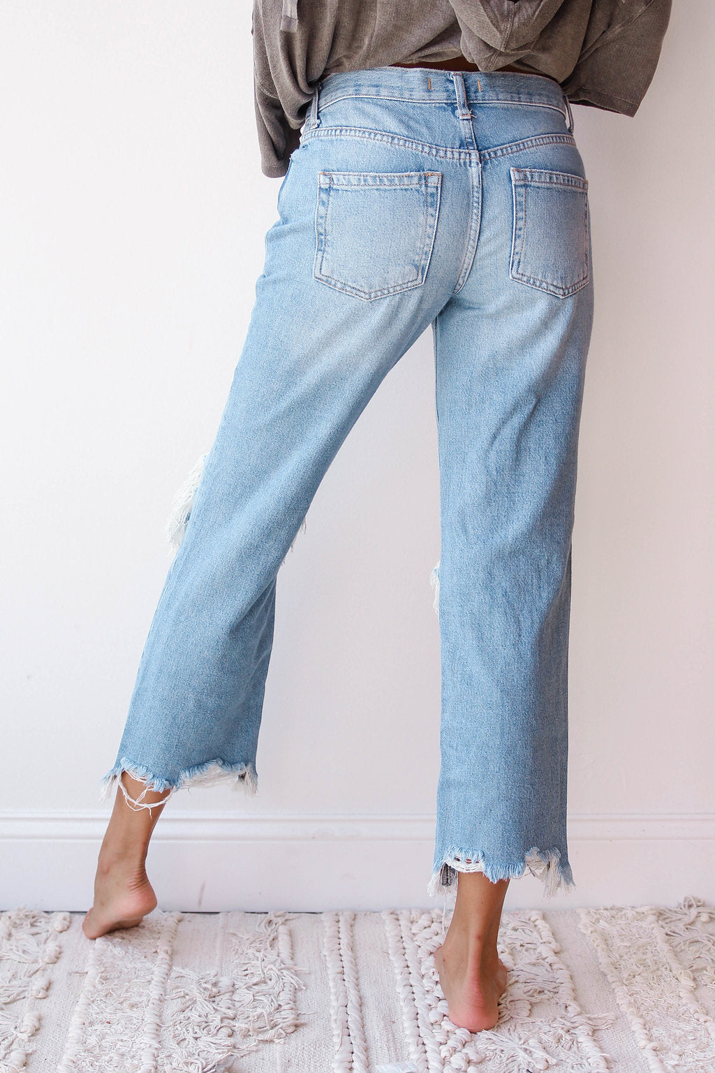 mode, mr. straight jean