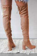 be kind over the knee boot