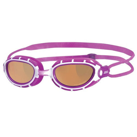 Zoggs Womens Predator Flex Polarized Ultra - Swimman Australia