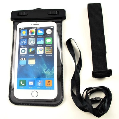 Coloured Waterproof iPhone & SmartPhone Case/Bag - Swimman Australia - 2