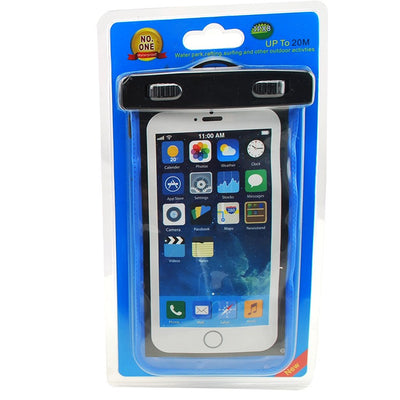 Coloured Waterproof iPhone & SmartPhone Case/Bag - Swimman Australia - 4