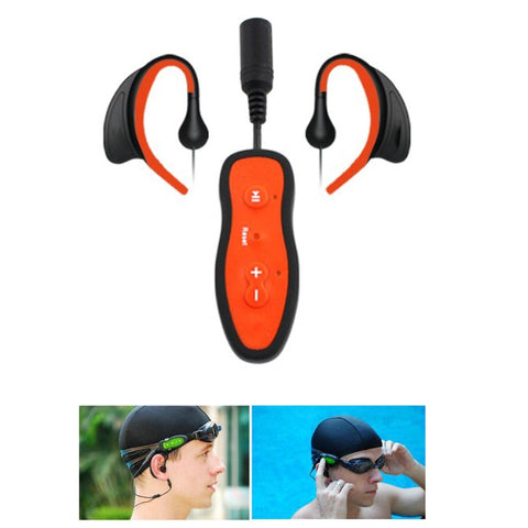 Waterproof MP3 Player with Headset