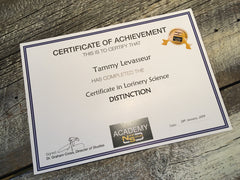 Bit Fitting Services - Lorinary Science Certificate
