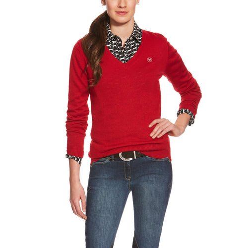 Ariat Ramiro Merino Wool Sweater