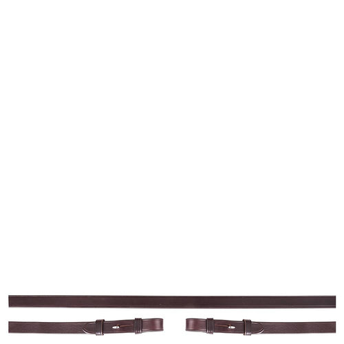BR Equestrian Leather Dressage Reins