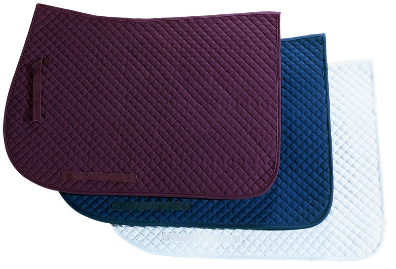 Century Quilted Saddle Pad - All Purpose