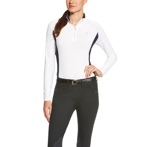 Tri Factor 1/4 Zip Long Sleeve Shirt