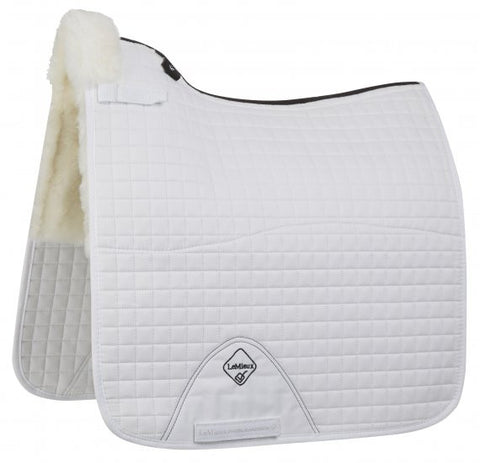 BR Equestrian Sheep Skin Seat Cover