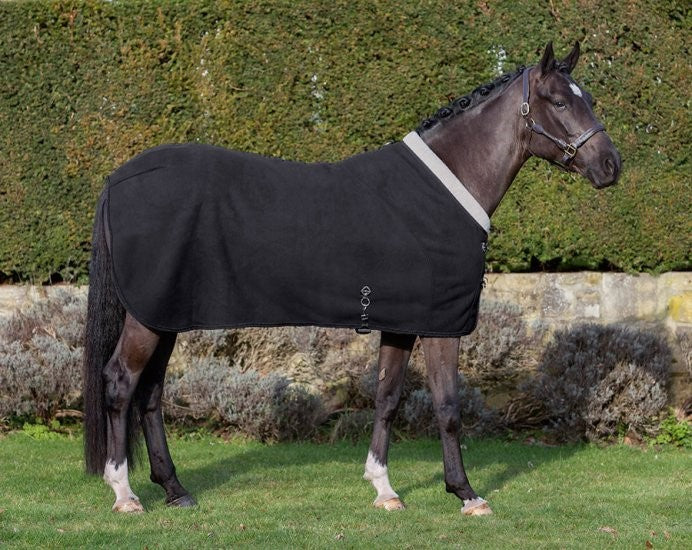 LeMieux Four Season Rug - Black