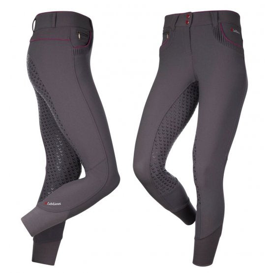 LeMieux Engage Breeches - grey