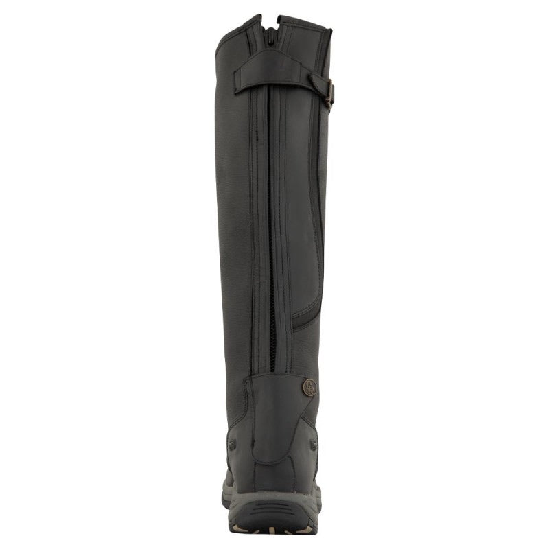 BR Equestrian Vancouver Winter Riding Boot - back