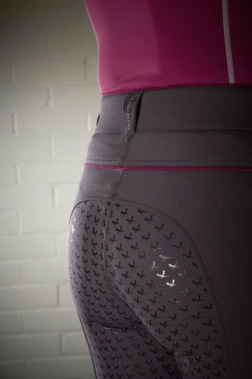 LeMieux Engage Breeches - plum